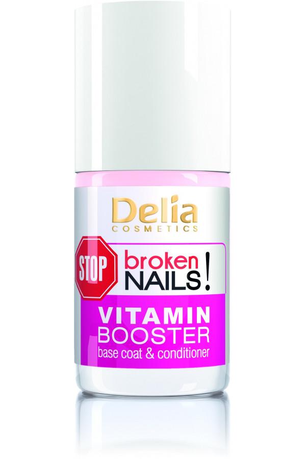 Soin ongles Multi vitamine Delia cosmetics 11 ml
