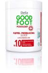 Bain de pieds avec effet WOW Good Foot Podology Pearl Bath Foot 200 Gr