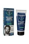 Shampoing et gel douche pour cheveux, barbe et corps Delia Cosmetics 150 ml