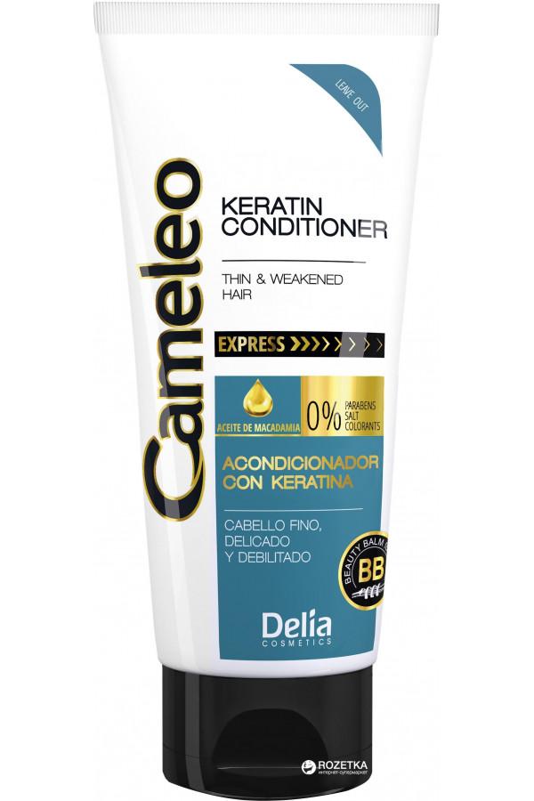 Après shampoing pour cheveux fins et sans volume DELIA 200 ml