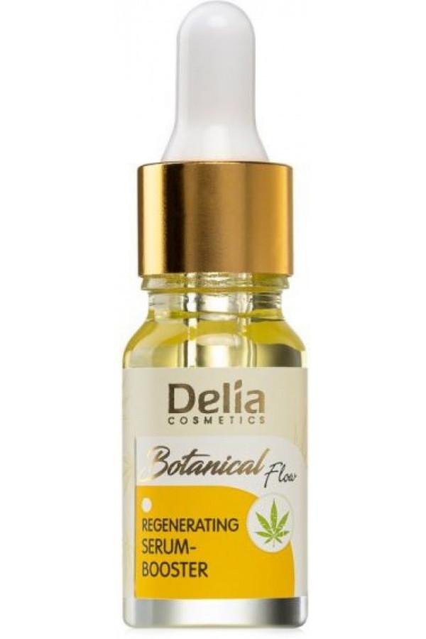 Sérum régénérant à l'huile de chanvre naturelle Delia Cosmetics 10ml