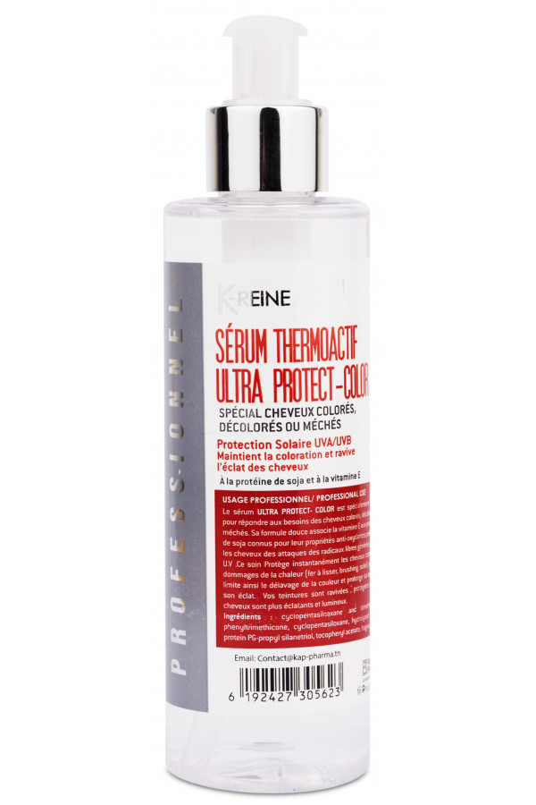 SÉRUM THERMO-ACTIF ULTRA PROTE-COLOR 200ML K-REINE