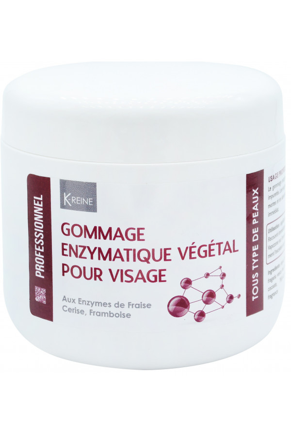 GOMMAGE ENZYMATIQUE VÉGÉTAL 450ML K-REINE