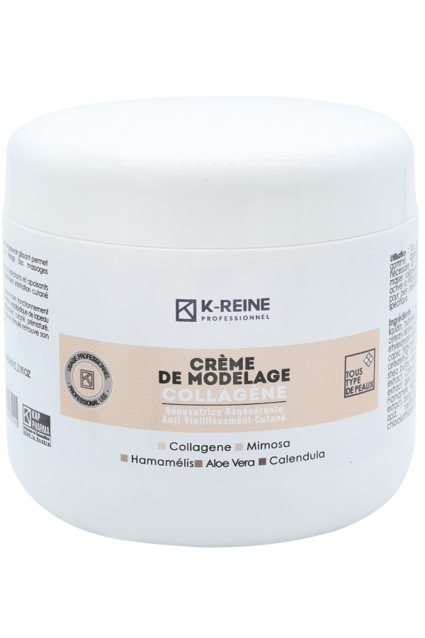 CRÈME DE MODELAGE COLLAGÈNE 450 ML K-REINE