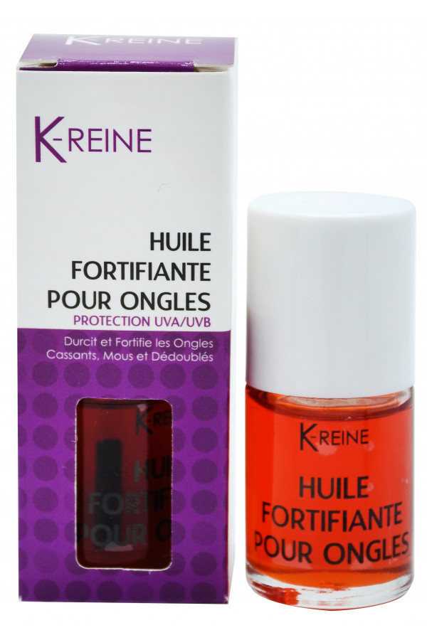 HUILE FORTIFIANTE POUR ONGLES 11ML K-REINE