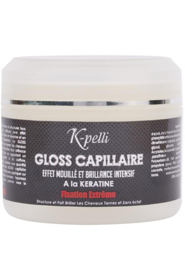 GLOSS CAPILLAIRE A LA KÉRATINE 150 ML K-REINE