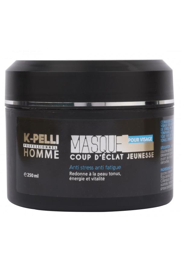 MASQUE COUP D'ECLAT JEUNESSE HOMME 250 ML K-PELLI