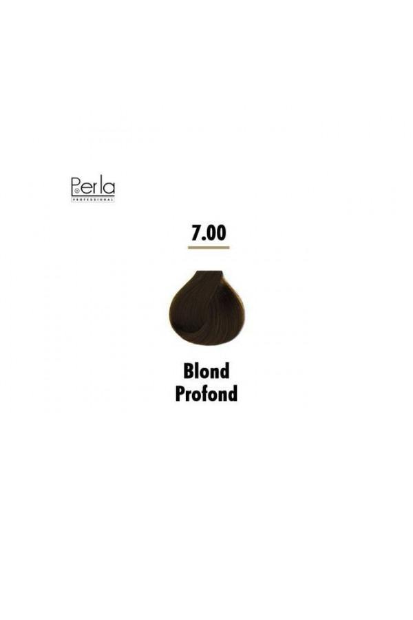 Perla Professional - 7.00 - 100% Protéine et Huile d argan + Oxydant 150ml