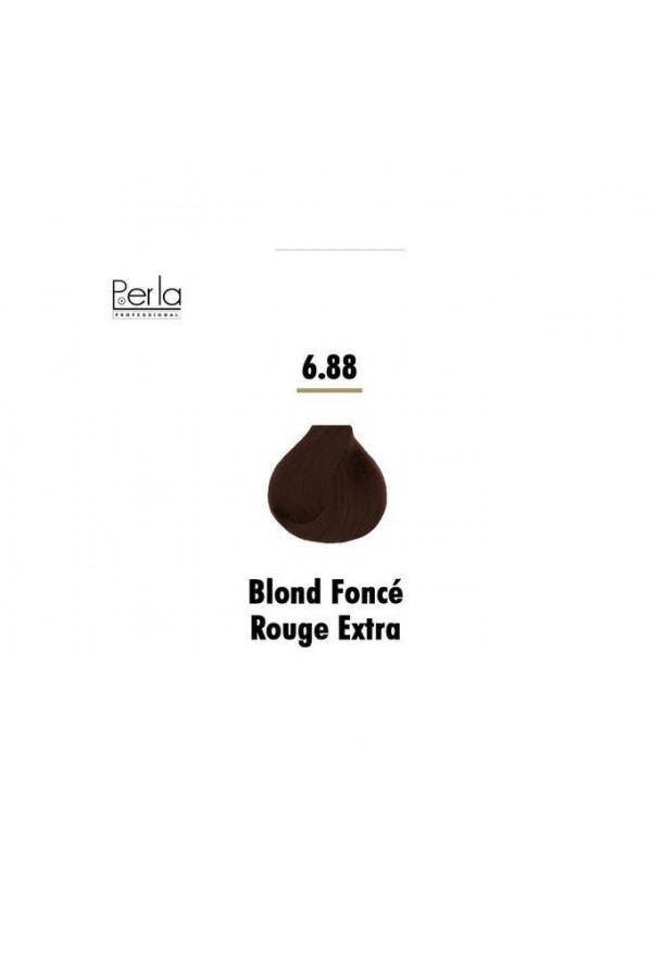Perla Professional 100% Protéine et Huile d argan - 6.88 + Oxydant 150ml