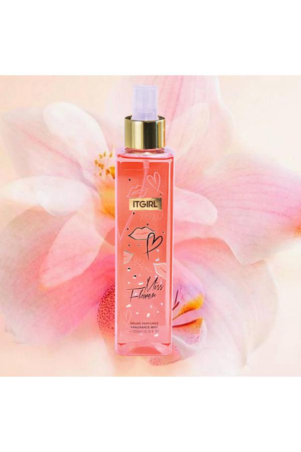 Brume parfumée Miss Flower 200 ml ITGIRL