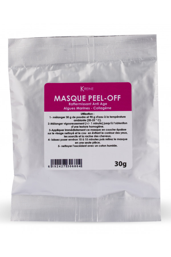 MASQUE PEEL-OFF ANTI-AGE 30GR K-REINE