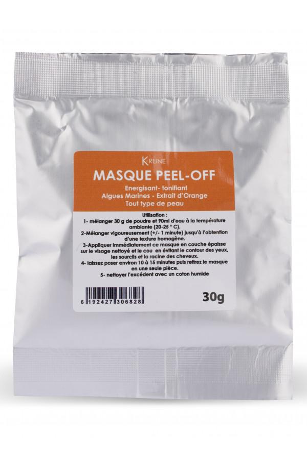 MASQUE PEEL-OFF ENERGISANT 30Gr K-REINE