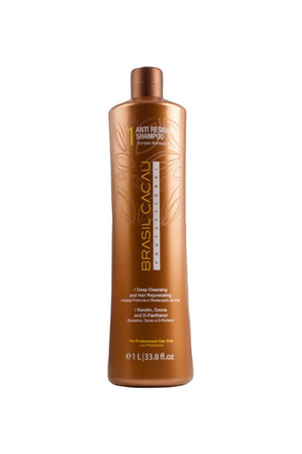 Brasil Cacau - Anti Residue Shampoo 1L