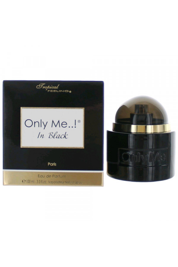 Only Me in Black for Women 100ML- Yves De Sistelle