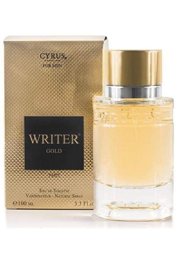 Writer Gold Perfume For Men 100 ml-yves de sistelle