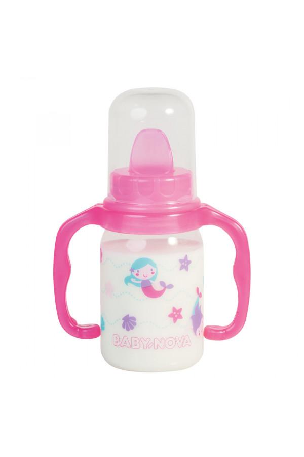 BIBERON TASSE BPA FREE ROSE 125ML-BABY NOVA