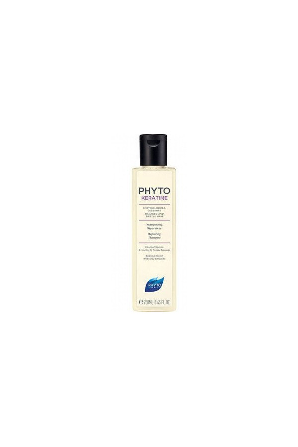 PHYTOKERATINE SHAMPOOING REPARATEUR CHEVEUX ABIMES ET CASSANTS 250ML-PHYTO