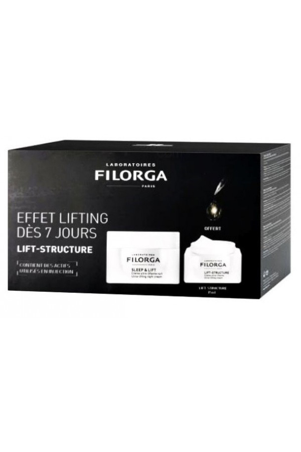 FILORGA COFFRET SLEEP AND LIFT EFFET LIFTING