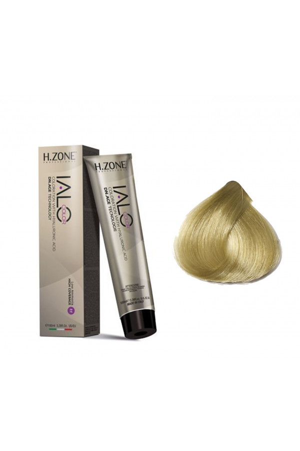 COLORATION IALO BLOND EXTRA CLAIR NATUREL INTENSE 10.00 100ML-H.ZONE