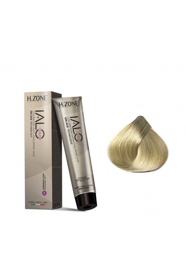 COLORATION IALO BLOND TRES CLAIR  NATUREL INTENSE 9.00 100ML-H.ZONE