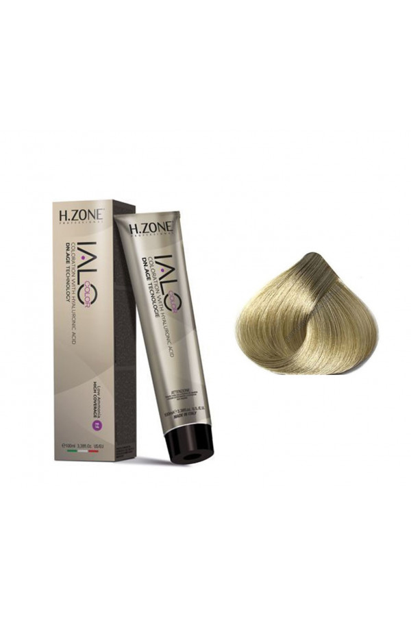COLORATION IALO BLOND EXTRA CLAIR CENDRE 10.1 100ML-H.ZONE
