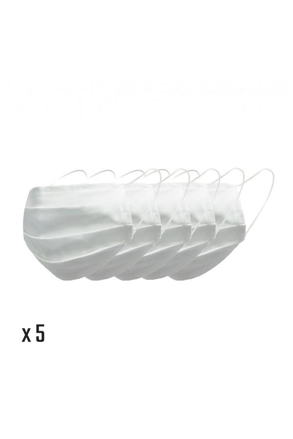 5 Masques lavable certifié ADT AZ-1690/1693 (2020).